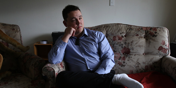 House officer of Tauranga Hospital and Resident Doctors' Association Bay of Plenty delegate Dr Ash Ellis told the media last month that  gruelling rosters were putting patient safety at risk. Photo/File