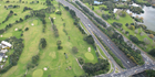 A commuter is concerned new road markings on the Northwestern Motorway are dangerous.