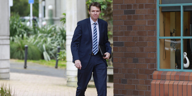 former Conservative Party leader Colin Craig. Photo / Nick Reed