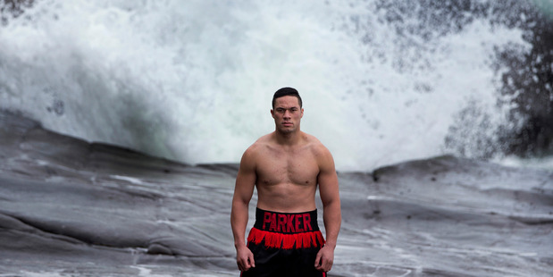 Loading Joseph Parker will take on Andy Ruiz Jr in Auckland on December 10 for the WBO world heavyweight title. Photo / Brett Phibbs NZ Herald.