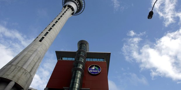 SkyCity Entertainment Group closed down 2.7 per cent at $4.27. Photo / Dean Purcell