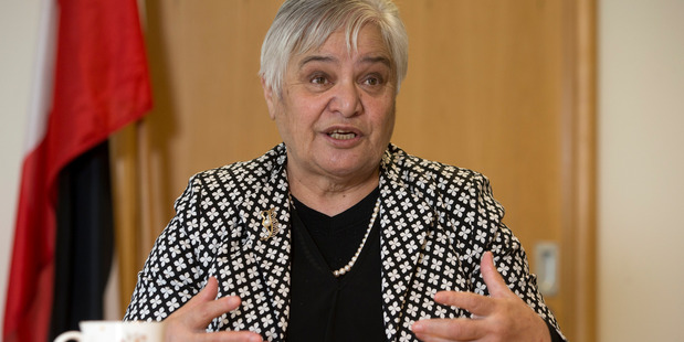 Dame Tariana Turia believes Government spending priorites are wrong.