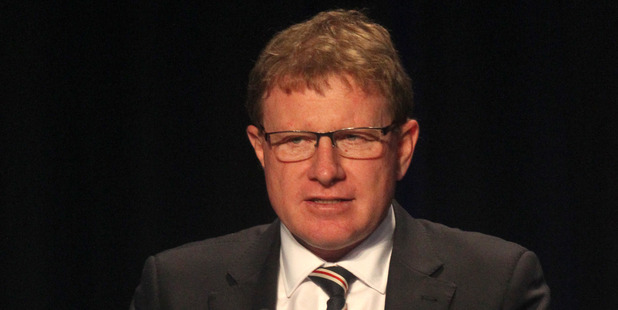 Fonterra chairman John Wilson.