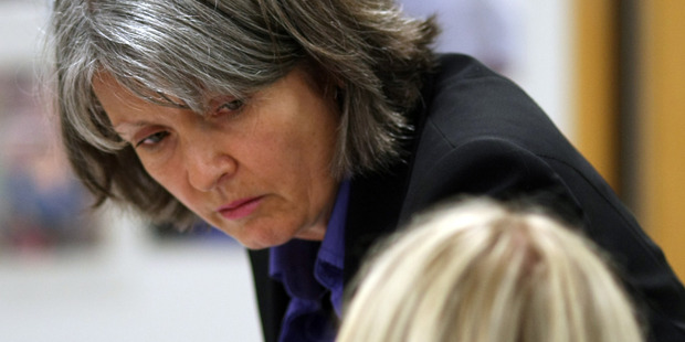 Chief coroner Deborah Marshall.