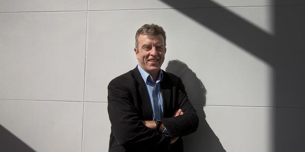Loading Technology Investment Network managing director Greg Shanahan. Photo / Brett Phibbs