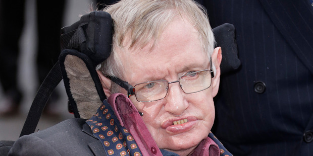 Professor Stephen Hawking says AI could bring about new ways for the few to oppress the many. Photo / File
