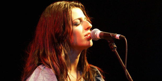 Brooke Fraser will head to Havelock North for The Winery Tour early next year. Photo/File