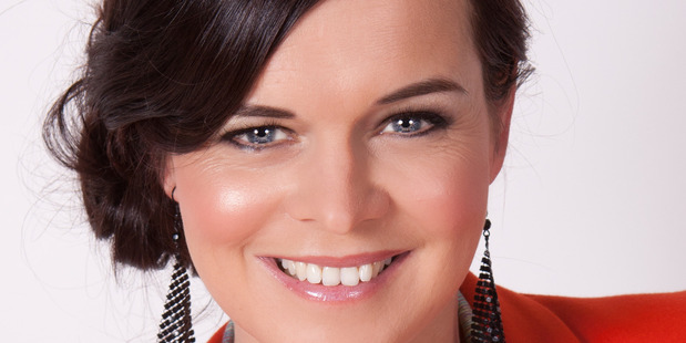 Eva Bradley, columnist for Hawke's Bay Today.  Photo / Supplied