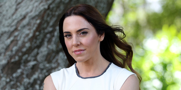 Mel C, formerly Sporty Spice from the Spice Girls. Photo / HBT