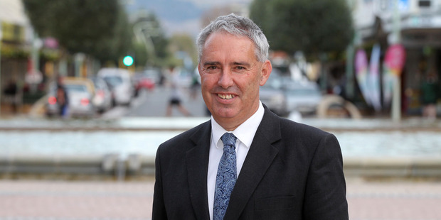 CHANGE: Hastings Mayor Lawrence Yule says there are a lot of people in line for the role of his deputy mayor. PHOTO/FILE