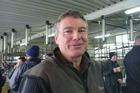 Federated Farmers Wanganui provincial president Harry Matthews is concerned about stock thefts.