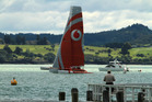 Defending champion boat Team Vodafone will be back under a new alias. Photo/Stephen Western