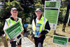 Whangarei Community Patrol is hoping to recruit more volunteers for the Summer Safe Carpark programme.