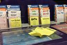 Lotto Powerball has hit $22 million tonight. Photo / File