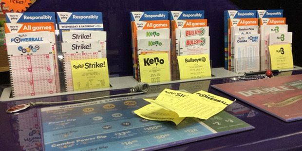 Lotto has had more than a 15 per cent boost in weekly sales after time was called on Big Wednesday. Photo / File