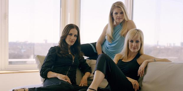 The Dixie Chicks are helping push sales up for the 2017 Mission Estate Concert.