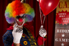 There have been no clown incidents reported to police but Tauranga has not been immune to the effects of the sinister phenomenon. PHOTO/GETTY