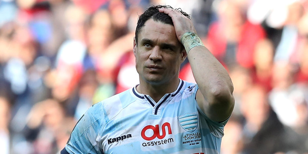 """I hold my integrity and the game of rugby's integrity in the highest regard,'' Dan Carter said. Photo / Getty Images"