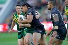 The Kangaroos beat the Kiwis 26-6. Photo / Grant Trouville, NRL Photos