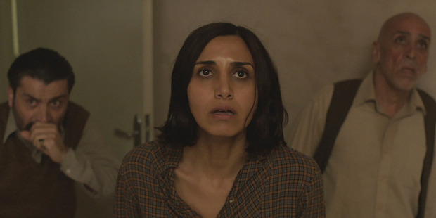 A scene from the movie Under the Shadow.