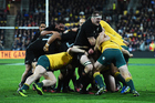 Australia has not tasted victory in New Zealand in 15 years. Photo / Photosport