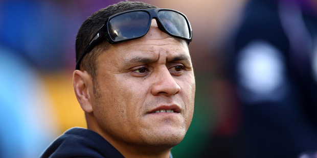 David Kidwell has been slammed by former Kangaroos great Matty Johns for amateur mistakes over the weekend. Photo / Photosport