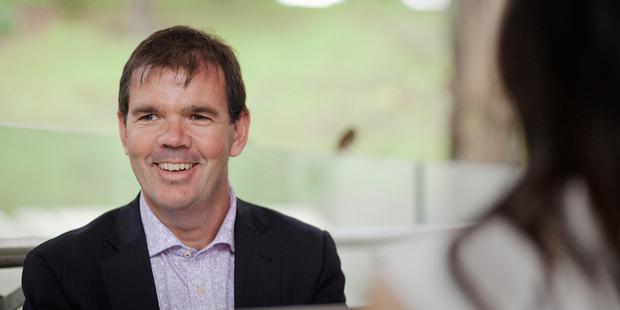 AWF chief executive Simon Bennett.
