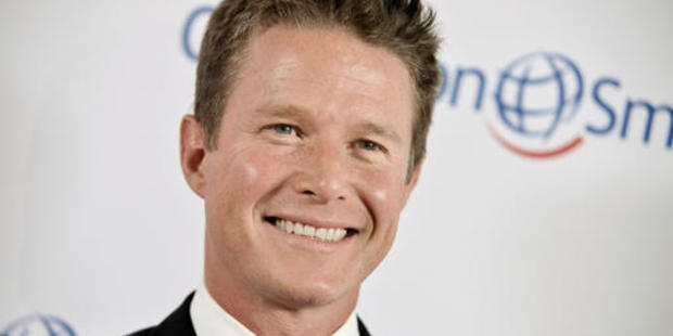 Billy Bush has been fired from NBC News. He was with Donald Trump when the Republican presidential candidate made lewd comments about women. Photo / AP