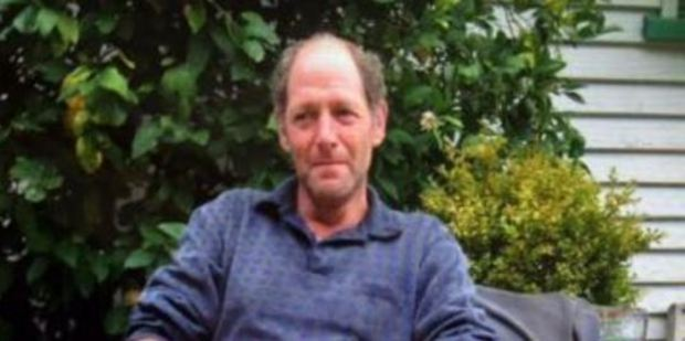 Last week police said they were looking for 55-year-old Christopher Turnbull. Photo / NZ Police