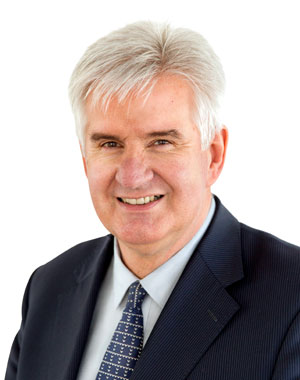 Fulton Hogan NZ chief executive Robert Jones.