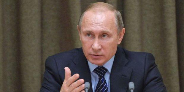 Vladimir Putin wants Russia to be great again.