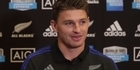 Watch: Watch: Interview with Beauden Barrett and Dane Coles