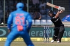 The numbers suggest New Zealand's chances of winning hinge on Kane Williamson's successes and failures. Photo / AP
