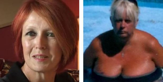 Cheryl Blakelock went from size 30 to size 6. Photo / Supplied