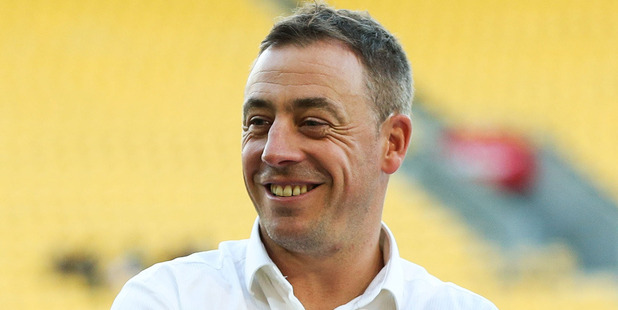 Scotsman Clark Laidlaw is the favoured candidate for the NZ Sevens coaching role after the interview process. Photo /Getty