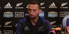 Watch: Watch: Aaron Cruden on the upcoming test, his rugby future