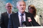 Mayor of Auckland Phil Goff answers questions on the lack of diversity in Auckland Council.