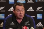 All Blacks coach Steve Hansen talks on team confidence and being compared to the 1967 All Blacks.
