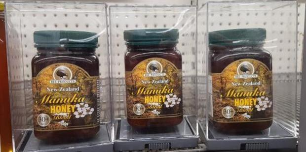 Manuka honey is sought after on black markets in Australia.