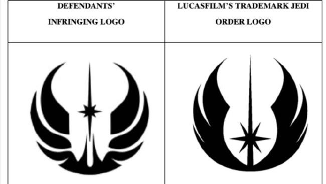 Those logos are pretty similar, aren't they. Photo / News.co.au