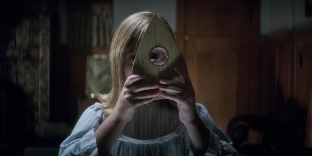 A scene from the movie Ouija: Origin of Evil.