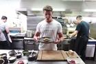 Nick Honeyman from Paris Butter cooks beef tartare in ten minutes.