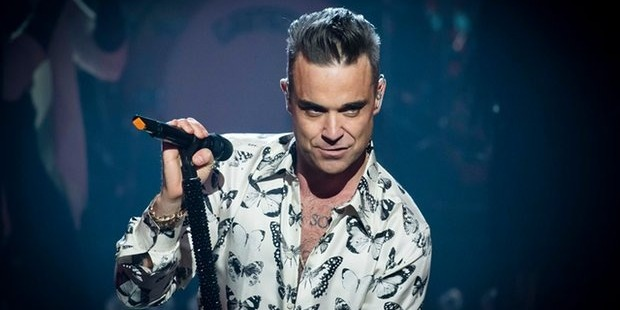 Robbie Williams seems to have penned a modern protest song.