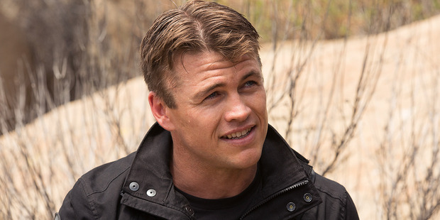 Loading Luke Hemsworth who stars in Westworld is too nervous to meet Sir Anthony Hopkins. Photo / HBO