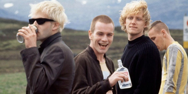 The soundtrack from the 1996 film Trainspotting went on to be a huge hit.