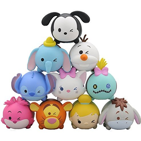 Collectible squishy toys Tsum Tsums are popular in New Zealand. Photo / supplied