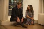 Thomas Haden Church as Robert and Sarah Jessica Parker as Frances in HBO's Divorce. Photo / Craig Blankenhorn, HBO