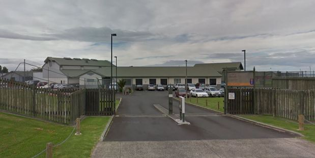 A group of boys had to be talked off the roof of a south Auckland youth justice facility after overpowering staff and stealing their keys. Photo / Google Maps