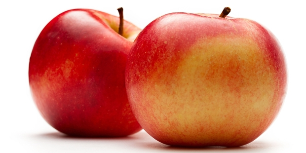 Eat the whole apple to get the best benefits for your health.