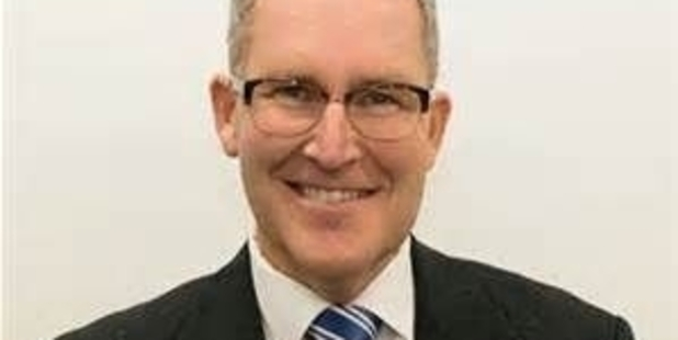 Mayor-elect Andrew King